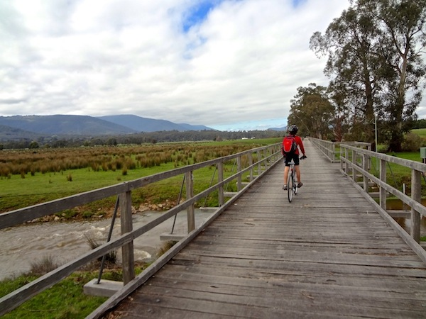 Lilydale Warburton Bike Trail