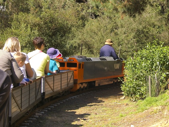 Eltham Miniature Train