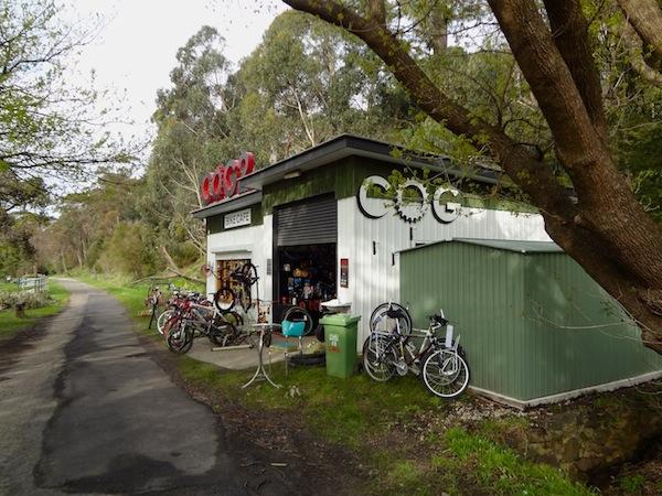 Warburton Cog Cafe