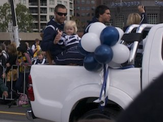 AFL Parade 2011, Geelong Premiership players
