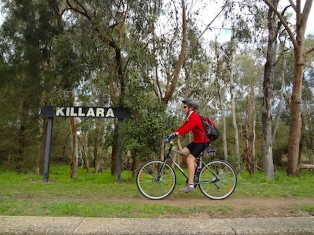 Killara Rail Trail Station