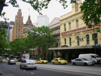 Athenaeum, Townhall, Capitol Theatre, Collins Street Melbourne