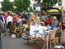 Camberwell Sunday market, Melbourne