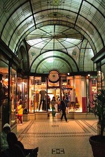 Cathedral Arcade - Nicholas Building Melbourne