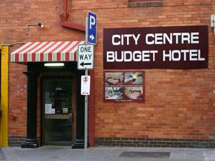 City Centre Budget Hotel Melbourne Australia