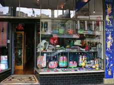 Brunswick Street Fitzoy Shop, Melbourne