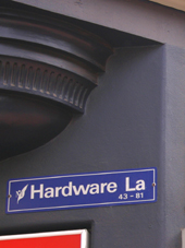 Melbourne Hardware Lane