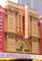 Her Majesty Theatre Melbourne