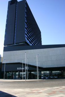 Hilton Hotel Melbourne South Wharf