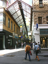 Howey Place Melbourne