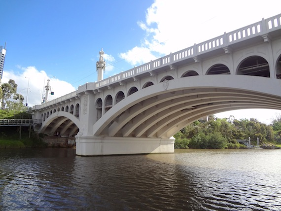 Yarra River Bridge, South Yarra