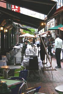 Hardware Lane, Melbourne Restaurants
