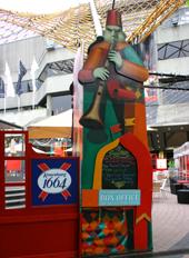 Melbourne Spiegeltent