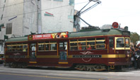 Free City Circle Tram Melbourne