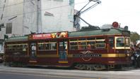 Free City Circle Tram Melbourne