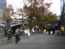 bike Melbourne along the Yarra