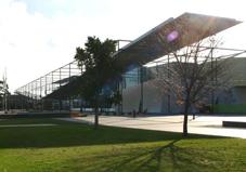 Melbourne museum, Carlton Gardens