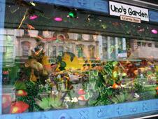 Myers Christmas windows 2010
