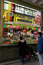 Polish Deli at Queen Victoria Market
