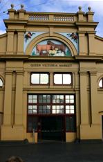 Queen Victoria Market Front