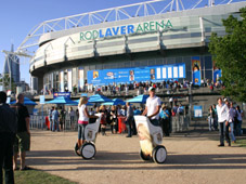 Australian Open at Rod Laver arena