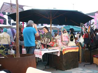 Rose St Artists Market Melbourne