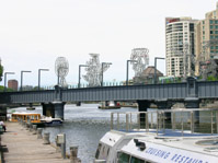 Sandridge Bridge, Yarra Melbourne
