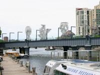 Sandridge Bridge, Yarra Melbourne