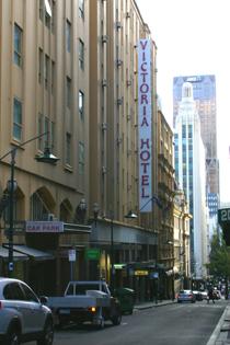 Hotel Melbourne Victoria