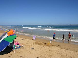 Melbourne Australia beach
