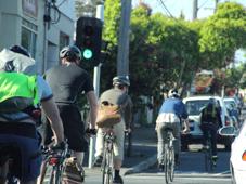 bike commuting melbourne
