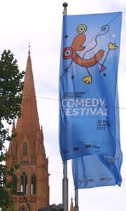 Comedy Festival Melbourne