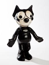 Felix the cat at acmi