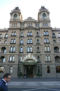 Five Star Hotel in Melbourne