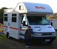 Melbourne Campervan Hire