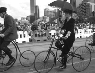 Moomba Festival Parade