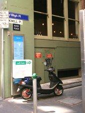 Melbourne Bligh Place, Melbourne Lane