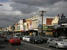Bridge Road Richmond, Melbourne discount shopping