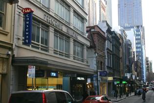 Hotel Causeway Melbourne Australia