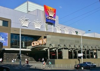 Roulette crown melbourne