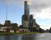 Melbourne River Cruise views