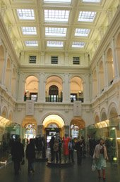 Shopping at GPO Melbourne