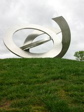 Melbourne Heide Museum Contemporary Gallery