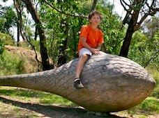 Hering Island Melbourne Sculpture