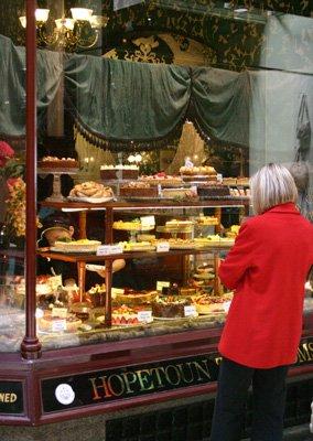Afternoon Tea Melbourne shop window