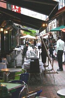 Hardware Lane, Melbourne Restaurants