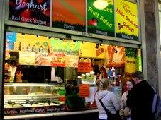 Delicatessen at the Melbourne markets