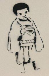 Melbourne stencil art