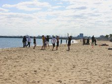 St Kilda Beach Melbourne