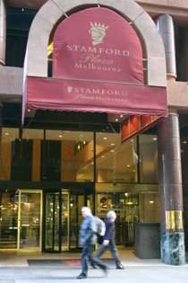 Stamford Plaza Hotel Melbourne